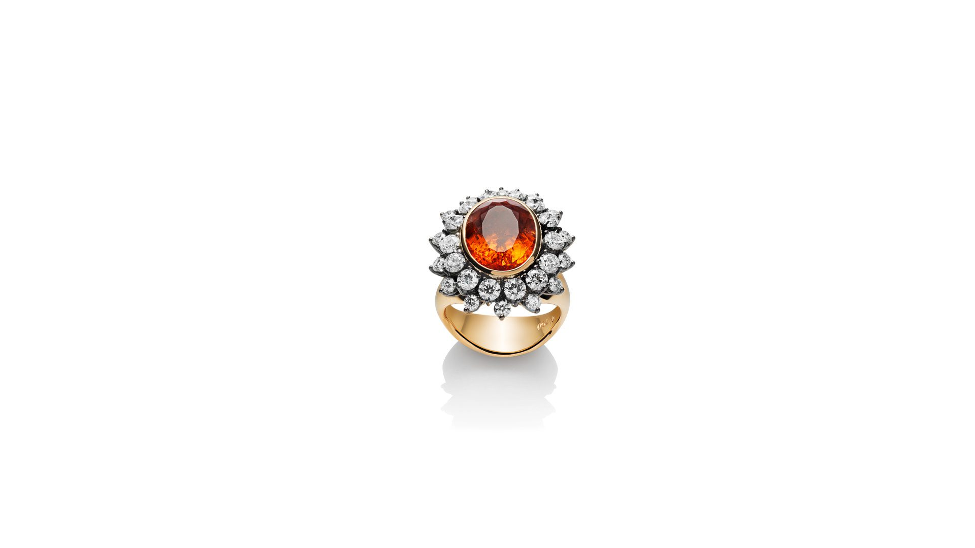 ring orange zoom jewellery adfk round open oval rocks out cabochon rings on sold silver sterling garnet double mandarin